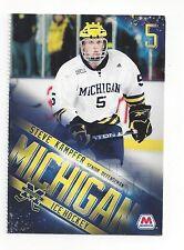 2009-10 Michigan Wolverines Steve Kampfer (Hartford Wolf Pack)