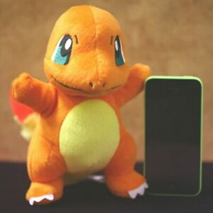 Charmander Plush Toys TAKARA TOMY Pokemon  Japan Anime Dragon Plush Doll Gift