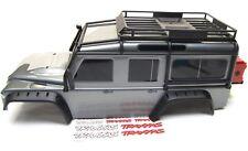 TRX-4 DEFENDER - BODY (silver) Spare Tire Fenders Land Rover Traxxas 82056-4