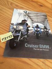 BMW motorrad R1200CL R1200C Cruiser moto prospectus brochure R1200 C CL R 1200