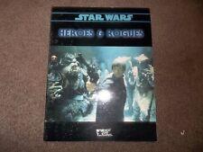 Star Wars RPG Heroes & Rogues