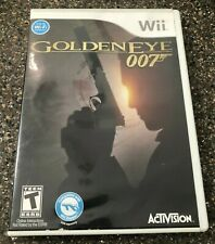 GoldenEye 007 (Nintendo Wii) Complete w/ Manual - Clean & Tested - Free Shipping