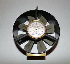 New listing Vintage Keuffel Esser Anemometer Coal Mining Air Flow Meter Mine Gauge Usa