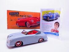 81582 Distler Porsche 356 Cabrio Electromatic 7500 hellgrau Blech restaur. OVP