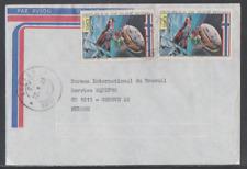 Guinea-Bissau 1983  Luftpostbrief  in die Schweiz