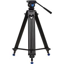 Benro KH25N Video Tripod Kit - Max Load - 11 lb (5 kg)