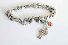 Rosary Necklace & Bracelet Set Ireland