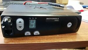 MOTOROLA LAM50QNC9AA1AN EM200 UHF 4 Ch 403-440 25W FLN3083C