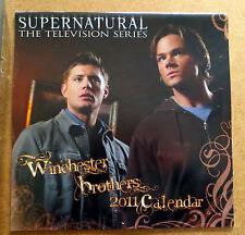 Supernatural Calendar 2011  - Jensen Ackles & Jared Padalecki Photos