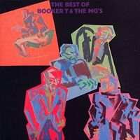 Booker T. & the MG's Best of (1984; 16 tracks) [CD]