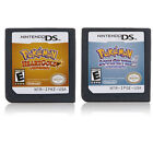 Pokemon SoulSilver/HeartGold Version Nintendo DS Game AUS PAL --Lite2 US Version