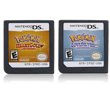 Pokemon SoulSilver/HeartGold Version Nintendo DS Game AUS PAL --Lite2 US Version