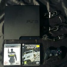PS3 slim Sony Playstation 3 160 GB CECH-2503A Console