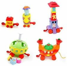 In The Night Garden Ninky Nonk Musical Activity Train 78cms UK POST FREE