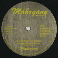 "Mahogany – My Chance to dance/Vinyle, 12"", reissues/REPRESS!!!"