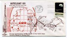 1970 Intelsat III Radio Reay Earth Moon-Bound Astronauts Cape Canaveral Apollo 8