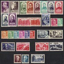 1948  ANNEE COMPLETE ** du # 793 au # 822  / COTE 65.00 € (ref 777)