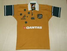 Shirt Trikot Maillot Rugby Sport Australia Size S