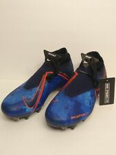 Nike Phantom Vision Elite DF SG-Pro Soccer Cleats AO3264-441 Sz Men 6.5/ W 8 NEW