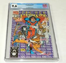 New Mutants # 100 CGC 9.6 NM+ Marvel Comics 1st App of X-Force & Shatterstar
