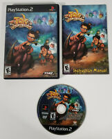 Tak: The Great Juju Challenge (PlayStation 2, PS2) - Complete w/ Manual, Tested