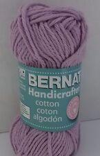 "Bernat Handicrafter Cotton ""Scents"" Yarn ~ Lavender ~ 100% Usa Grown Cotton"