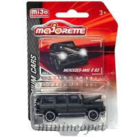 MAJORETTE 3052MJ7 PREMIUM CARS MERCEDES BENZ AMG G63 1/57 - 1/64 MATTE BLACK