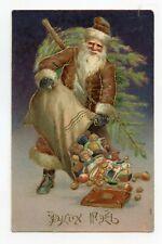 Joyeux Noël. Père Noël . Fee