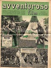 rivista fotoromanzo - AVVENTUROSO FILM - Anno 1949 Numero 6