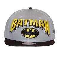New Era Hero Block Batman Logo 9Fifty Snapback Hat