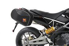 APRILIA DORSODURO 750 1200 Sacoches Krauser Street Softbags Inc Full Fitt Kit