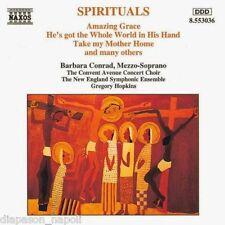 Spirituals / Conrad, Hopkins, Convent Avenue Concert Choir - CD