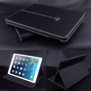 """Luxury Magnetic Smart Leather Flip Wallet Case For iPad 2 3 4 Air 2 9.7"""" 2017&18"""
