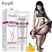 RtopR Mango Slim Weight Lose Cream Body Shaping Anti Cellulite Skin Care✔
