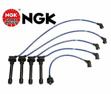 NGK High Performance Superior Resistor Spark Plug Ignition Wire Set-HE65