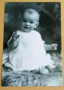 1927 Marilyn Monroe Baby Picture