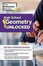 THE PRINCETON REVIEW HIGH SCHOOL GEOMETRY UNLOCKED - TORRES, HEIDI/ PRINCETON RE