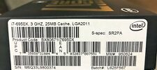Intel BX80671I76950X SR2PA Core i7-6950X Processor Extreme Ed. NEW RETAIL BOX