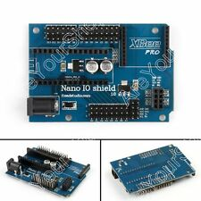 NANO Prototype Shield I/O Expansion Board With XBee 24L01 Interface For Arduino