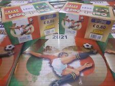 CALCIATORI PANINI 2020-21 ..2 BOX(200 BUSTINE)VERSIONE  A PAGAMENTO SIGILLATI! !