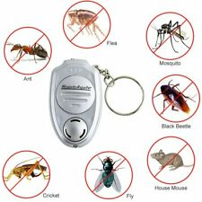 Key Clip Electronic Ultrasonic Mosquito Pest Mouse Killer Magnetic Repeller KW