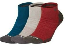 Men's Nike Everyday 3-pack Max Cushion No-Show Socks Rare XL Size 12-15 NWT 3