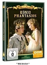 DVD * KÖNIG PHANTASIOS - DEFA MÄRCHEN # NEU OVP -