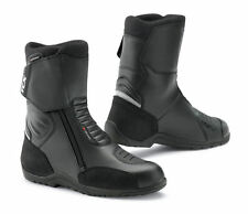 TCX Mens X-Action Waterproof Motorcycle Touring Boots Black EU 42/US 8.5