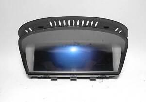 "BMW 2004-2009 8.8"" On-Board Computer TV Navigation Display OEM E60 E90 E92 E64"