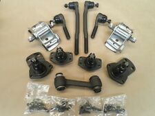 FORD XY GT NEW FRONT END KIT.TIE RODS,BALL JOINTS SADDLES MORE!!