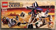LEGO 7326 Pharaoh's Quest Rise of the Sphinx, New In Factory Sealed Box