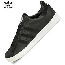 Adidas Superstar Vulc Adv Juniors Women Trainers Black Chalk White B27390 UK 4
