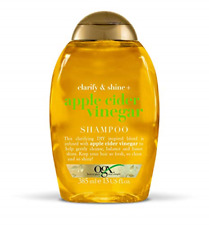 OGX Apple Cider Vinegar Clarifying Shampoo for Oily and Greasy Hair, 385 ml