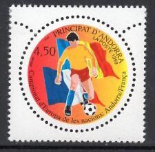 ANDORRA(FRENCH) MNH 1999 SGF555 Andorra-France Qualifying Football Match